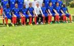 Equipe de France: les coulisses de la photo officielle des bleus pour l'Euro 2016