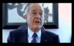 Vidéo d'archives: « Une grande partie de l'argent qui est dans notre porte monnaie, vient de l'exploitation depuis des siècles de l'Afrique ». Jacques Chirac.