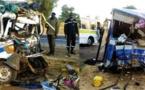 Accident sur l'autoroute, 2 morts et 58 blessés: Le chauffeur Talla Diop encourt un an de prison ferme