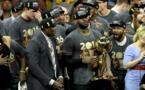 Basket : Lebron James et les Cavaliers remportent leur premier titre de NBA