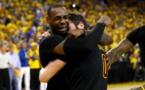 Victoire finale des Cavs sur GSW(NBA): Les larmes de joie de Lebron James