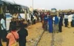 ZAC de Mbao: Le Train heurte un bus Tata et fait deux morts