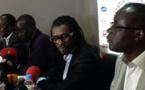 CM 2018: Augustin Senghor et Aliou Cissé au tirage au sort, vendredi