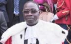 """Mamadou Badio Camara, Président de la Cour suprême: """" Nous n'avons aucun regret sur la décision rendue dans l'affaire  Karim Wade"""""""