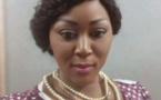 Mamy Linguere Diop la star de Waref sur le chevet des détenus de Camp penal de la liberte 6.