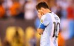 Défaite de l'Argentine en finale de la Copa America: Messi met un terme à sa carrière internationale