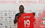 Transfert: Présentation officielle de Sadio Mané, nouveau pensionnaire de Liverpool