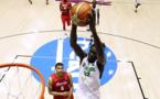 Vidéo: Le dunk de Maurice Ndour voté numéro 1 d'un top 5 de la 3ème journée