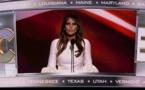 Etats-Unis : Melania Trump accusée d'avoir plagié un discours de Michelle Obama en 2008