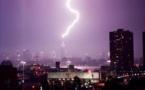 Etats-unis: L'Empire State Building touché par la foudre(vidéo)