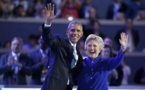 Convention démocrate de Philadelphie: Barack Obama encense Hillary Clinton