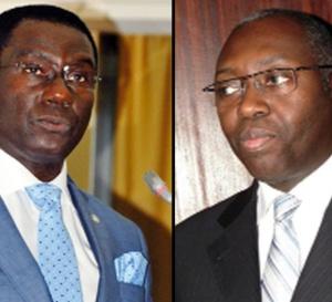 Cheikh Kanté et Mamadou Lamine Diallo se retrouvent