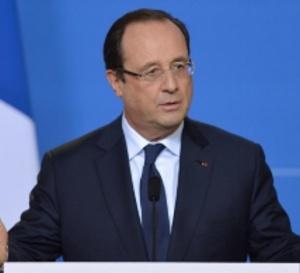FRANCE: Hollande, autoportrait d'un président en exercice