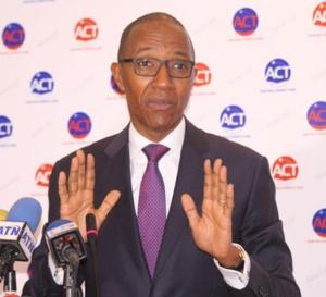 Réplique: Abdoul Mbaye a réagi suite à la publication de la lettre du premier ministre Boun Abdallah Dionne