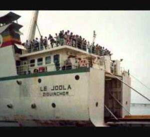 Quatorze ans après le naufrage du bateau le Joola: 600 familles non indemnisées,  1400 orphelins sans prise en charge