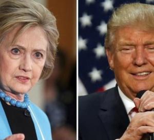 Présidentielle américaine: Clinton-Trump, deux camps sous pression à quelques heures du face-à-face