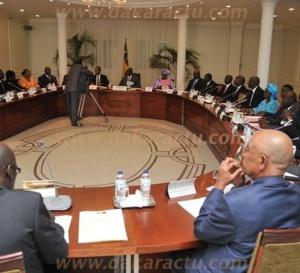Gouvernement: Communiqué du Conseil des ministres du  mercredi 28 septembre 2016
