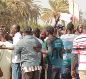 Pour dire non aux longues détentions préventives: La manifestation de la société civile interdite