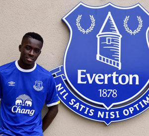 Idrissa Gana Guèye, joueur d'Everton: «Je suis un perfectionniste!»
