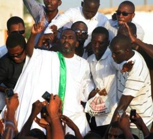 Emprisonnement de militants anti-esclavagistes en Mauritanie: Biram Dah Abeid d'Ira dénonce le mutisme des africains