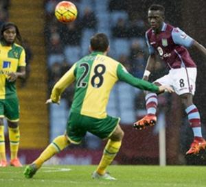 Aston Villa-Norwich : 2-0 : Gana Guèye survole la rencontre