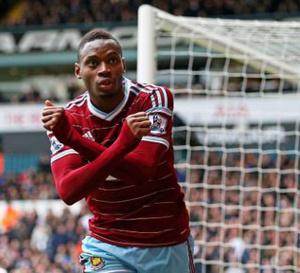 West Ham: Le président attend plus de buts avec le retour de Diafra Sakho