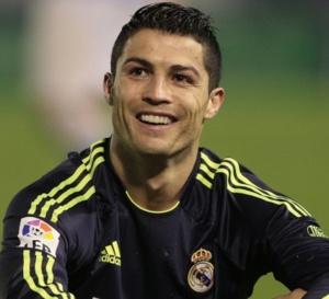 ESPAGNE: Real Madrid, Cristiano Ronaldo s'est entraîné avec le groupe