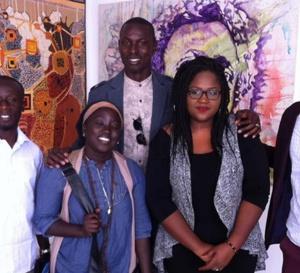 EXPO - Off de la Biennale à Saint-Louis : L'école des beaux-arts à l'honneur au quartier Sud de l'île