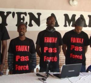 Cérémonie de lancement du dialogue national: Macky Sall zappe Y'en a marre et le M23