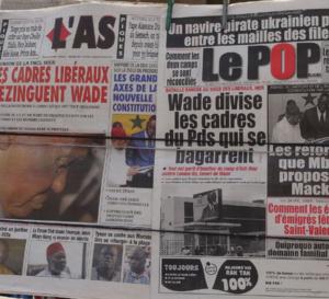 Presse-revue: Les conditions de la libération de Karim Wade au menu des quotidiens