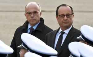 France:Bernard Cazeneuve nommé premier ministre après la démission de Manuel Valls
