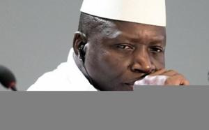 Photo: Jammeh «disparu» des rues de Banjul et de Serrekunda