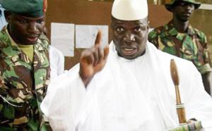 Vidéo: Yaya Jammeh remercie Alpha Condé,  » maintenant je sais qui sont mes vrais amis ». Regardez!