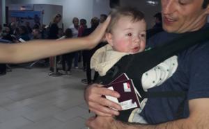 Insolite : Un jeune couple français donne le nom de Yekini à leur bébé