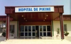HUMEUR: Les travailleurs de l'hôpital de Pikine en sit-in, ce jeudi