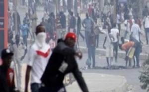 Lycée Malick SY de Thiès: Un élève blessé lors d'affrontements avec les policiers