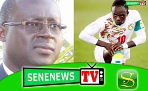 """LDC : Augustin SENGHOR à Anfield pour apporter """" le soutien du football sénégalais à MANÉ et Liverpool"""""""