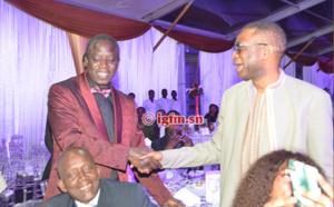 Photos : Youssou Ndour et Thione Seck, affaire de thiébou sew !