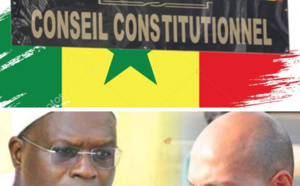 Décision finale du Conseil constitutionnel ce dimanche : Dernière chance pour Khalifa et Karim