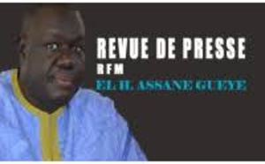 Revue de presse (Wolof) Rfm du mercredi 30 janvier 2019 par El Hadj Assane Gueye