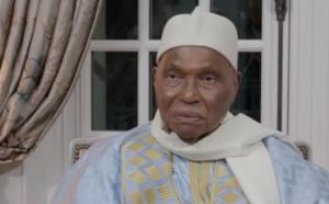 (VIDEO) ABDOULAYE WADE : « NOUS AVONS DÉCIDÉ DE NOUS OPPOSER À LA TENUE D'UNE ÉLECTION ENTIÈREMENT FABRIQUÉE »