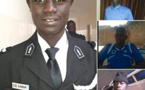 Voici les 4 gendarmes morts dans l'accident du convoi de Macky Sall à Sédhiou (photos)