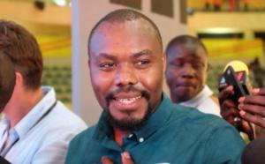 Le cinéaste rwandais Joël Karekezi