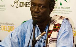 Le cinéaste Sénégalais Moussa SENE Absa