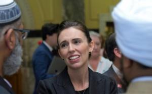 La première ministre Néo-zélandaise