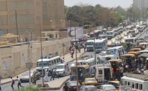 L'opération de désencombrement de Dakar a débuté la nuit d'hier
