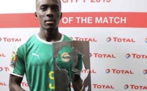 CAN 2019 / Sénégal - Bénin (1-0) : Gana Guèye encore élu homme du match