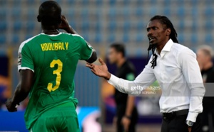 #CAN2019-Aliou Cissé : « J'avais fait cette promesse à Koulibaly »