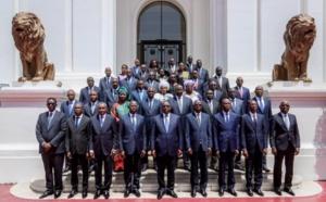 Communiqué du conseil des ministres du mercredi 31 Juillet 2019