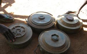 Casamance : Des mines toujours sous le sol